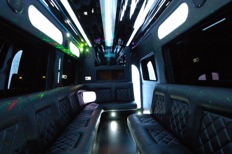 Mercedes sprinter van rentals san diego party bus rentals for Mercedes benz sprinter san diego