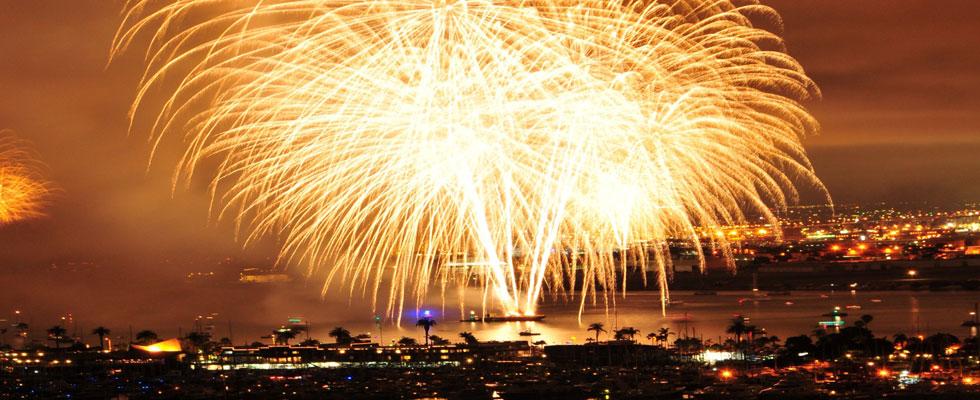 fireworks sd