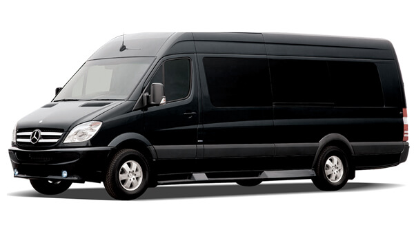 San Diego Sprinter Executive Limousine